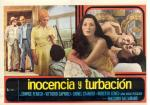 Innocence and Desire Mexican Lobby Card