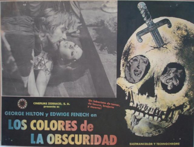 All the Colors of the Dark Mexican Lobby card 3