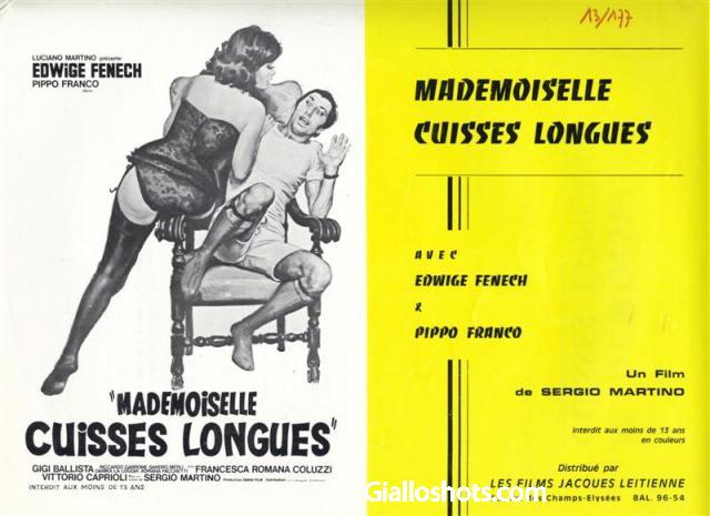 French Giovannona Long-thigh lobby title card front